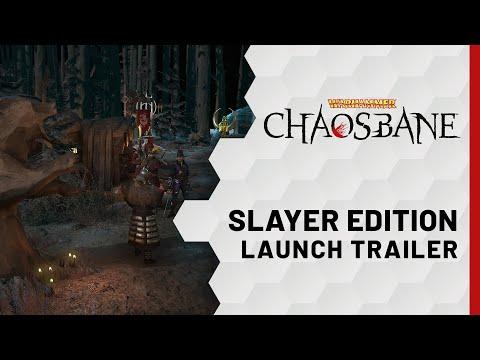 Warhammer: Chaosbane - Slayer Edition Launch Trailer
