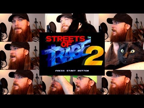 Streets of Rage 2 - Dreamer Acapella