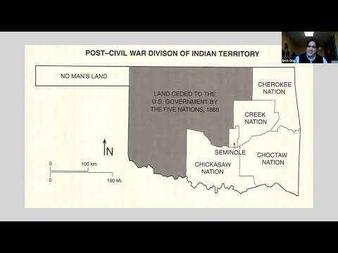 Lunch & Learn: The Supreme Court case that upended Federal Indian Law