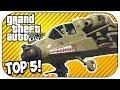 Top 5 MUST OWN Air Vehicles In GTA Online!