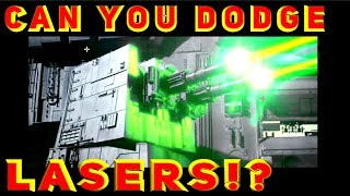 Can you dodge Space Lasers?