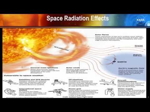 NASA Talk - Spacecraft, Habitats and Radiation Protection