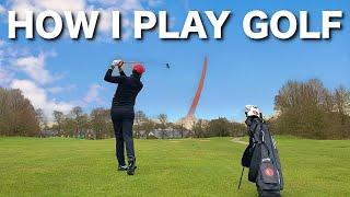 HOW I PLAY GOLF | RICK SHIELS