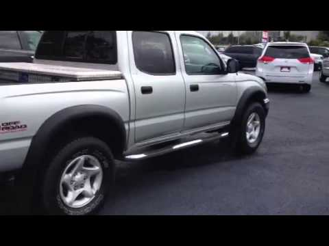 2003 Toyota Tacoma PreRunner TRD OffRoad DoubleCab Review B   YouTube
