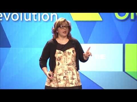 """The Myth of the """"Overnight Success"""": How to Build an Iceberg in 25yrs or less - NMX Keynote 2014"""