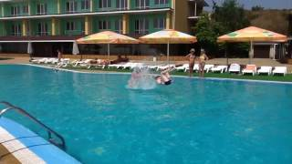 """На Азовском море отель """"золотое руно"""""""