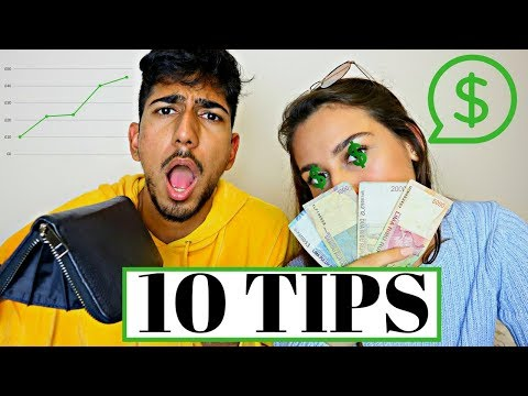 MONEY SAVING TIPS / HOW TO BUDGET as a BROKE STUDENT for UNIVERSITY/COLLEGE