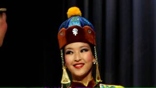 Kalmyk Folk Dances and Costumes