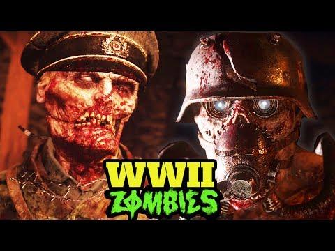 *NEW* WW2 ZOMBIES TEASER SCREENSHOTS!! (Call of Duty WW2)
