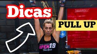 COMO FAZER PULL UP - CrossFit | Natyvidade