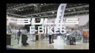 ZEG Bike Show BULLS E-Bikes 2016