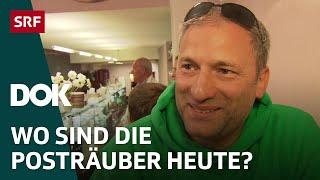 Der Fluch des Postraubes | Schweizer Kriminalfälle | Doku | SRF DOK