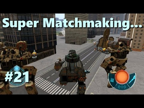 War Robots [WR] Live Stream - Me vs Match Making from YouTube · Duration:  4 hours 29 minutes 45 seconds