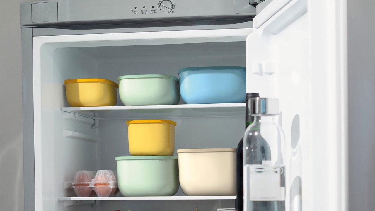 Guzzini-柔彩保鮮盒-顏色超繽紛又可以進微波爐的輕巧保鮮盒!