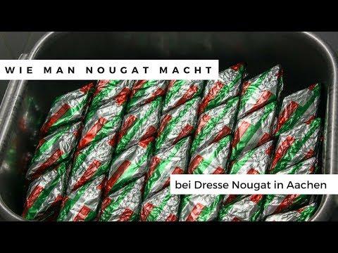 Wie man Nougat macht