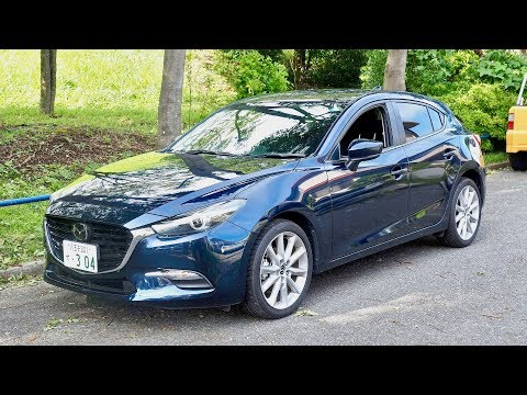 2017 Mazda Axela Sports 15S (Mauritius Import) Japan Auction Purchase Review