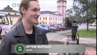 видео Художественная ковка в Вологде, кованые изделия
