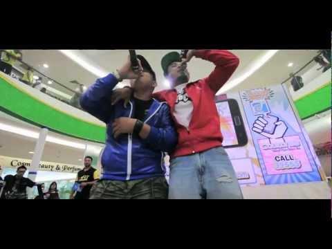 Terima Kasih Cinta NotyBoy Live in Brunei Times Square