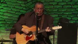 "Percy Tuesday performs ""Stagger Lee"" with the Feathermen, Nov 21/13"