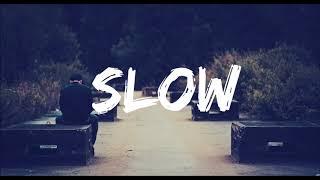 SLOW - Sad Piano Hip Hop Rap Beat Instrumental