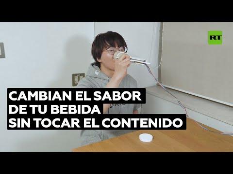 Un portavasos que afecta al sabor de las bebidas @RT Play en Español