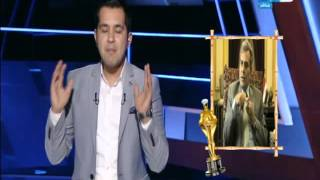أوسكار ssقصر الكلامs من نصيب جابر نصار رئيس جامعة القاهرة عن تناقضة والأفورة خلال تكريم ملك السعودية
