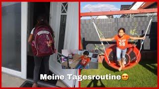 MEINE TAGESROUTINE NACH DER SCHULE