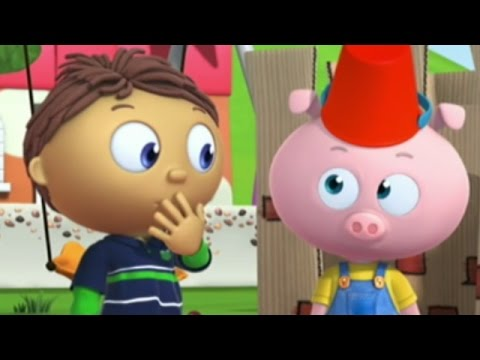 Super WHY! Full Episodes English ✳️  The Emperor's New Clothes ✳️  S01E20 (HD)
