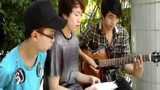 [Guitar] Lạc Giữa Thiên Đường (Demo) - Tuấn Phong, Tuấn Quốc, Thành Đạt