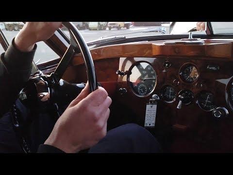1953 Jaguar XK120 Fixed Head Coupe Test Drive