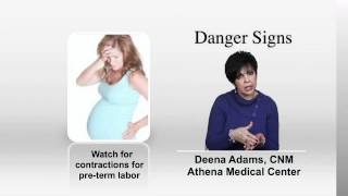 Repeat youtube video Danger Signs to Watch for