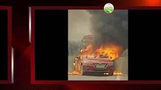 Đổ xăng E5 cháy xe, lịm máy. CSGT chửi dân ngu. Việt nam đại loạn 😫😫😫