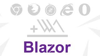 Blazor, a New .NET Single Page Application Framework