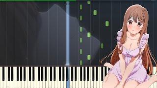 "Masamune-kun no Revenge Ep 8 OST - ""Heartbreak"" (Piano Synthesia + Sheets)"