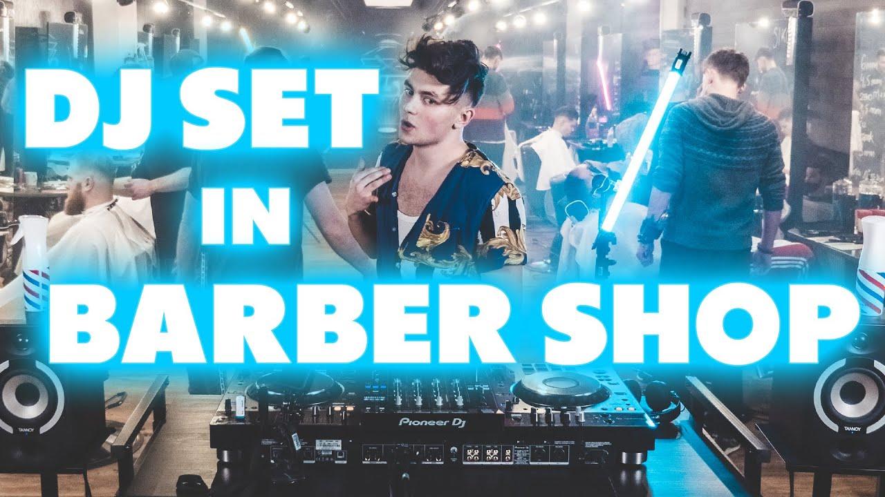 Download Clarx Live @ Barber Shop