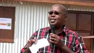Kenya: Mazingira Centre Launch
