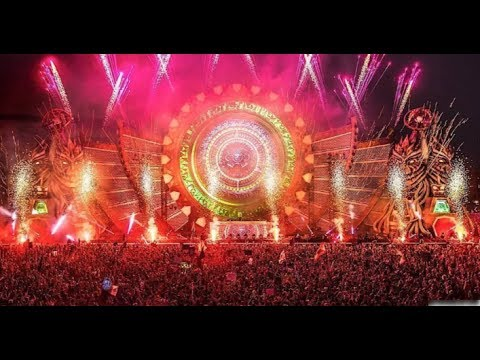 MAJOR LAZER - Live EDC Las Vegas 2017