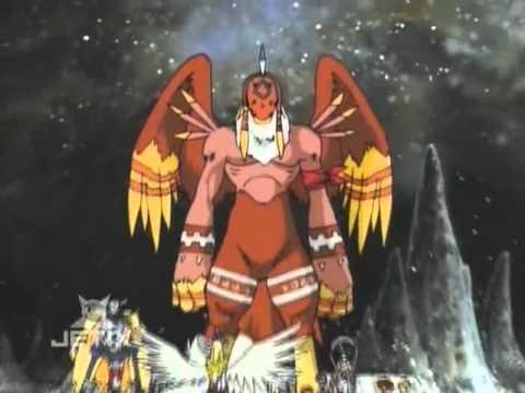 Digimon-Brave Heart (english)
