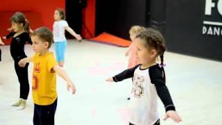 Современный танец для детей 5-6 лет | Анастасия Петрова