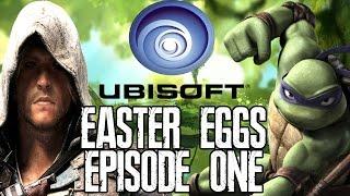 Ubisoft Easter Eggs & Secrets - Episode 1