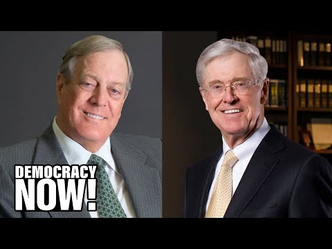 On 5th Anniversary of Citizens United, GOP Taps Koch Brothers-Backed Senator to Give SOTU Response