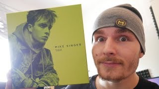 MIKE SINGER - TRIP (Ltd. Fanbox) UNBOXING