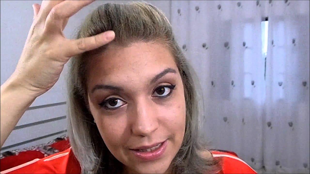LOURO ACINZENTADO EM TRES PASSOS
