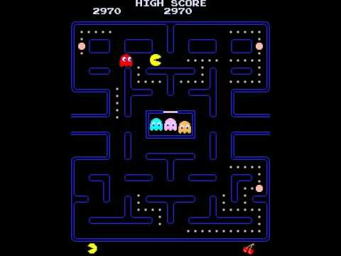 Pac-Man Ghost House Trick