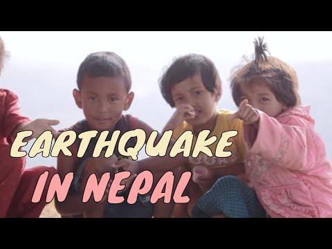 Nepal Earthquake Changunarayan