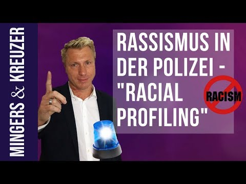 Rassismus in der Polizei - Racial Profiling | #FragMingers