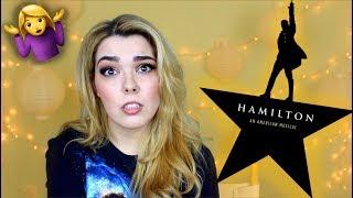 Why I Don't Talk about Hamilton