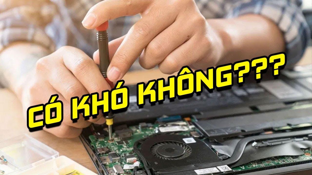 HOCVIENiT.vn – Học nghề Sửa chữa Laptop