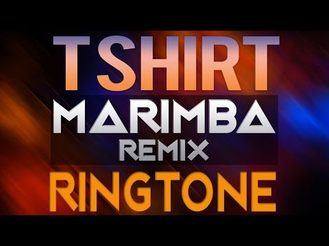 Latest iPhone 7 Ringtone - T Shirt (Marimba Remix) by Migos
