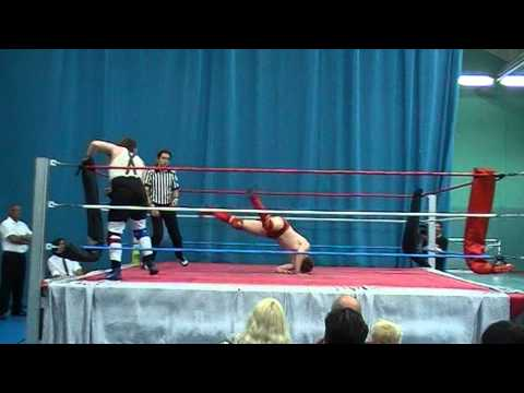 "Freddy Cornell vs ""Lightning"" Lewis Howley"